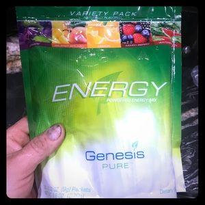 """Genesis Pure """"ENERGY"""" sticks pk"""